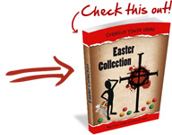"Get Creative Youth Ideas: ""Easter Collection"" ebook"