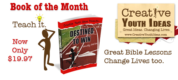 Book of the Month: Destined to Win