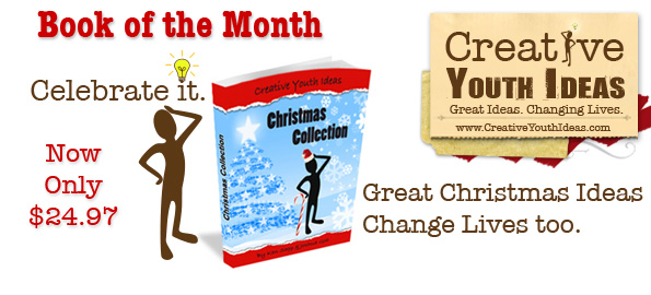 Creative Youth Ideas Christmas Collection - December Book of the Month