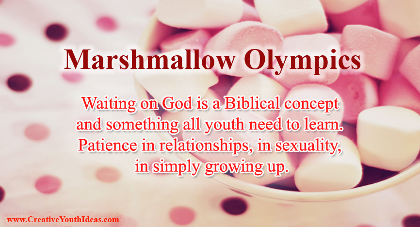 Marshmallow Olympics