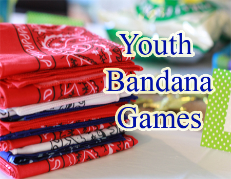 Youth Bandana Games