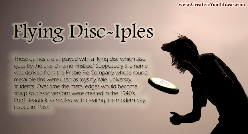 Flying Disc-Iples