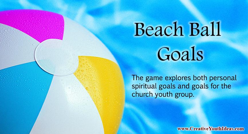 Beach Ball Goals