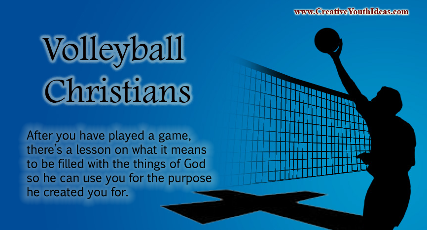 Volleyball Christians