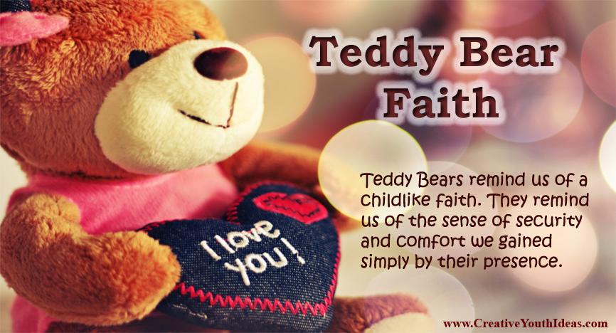 Teddy Bear Faith