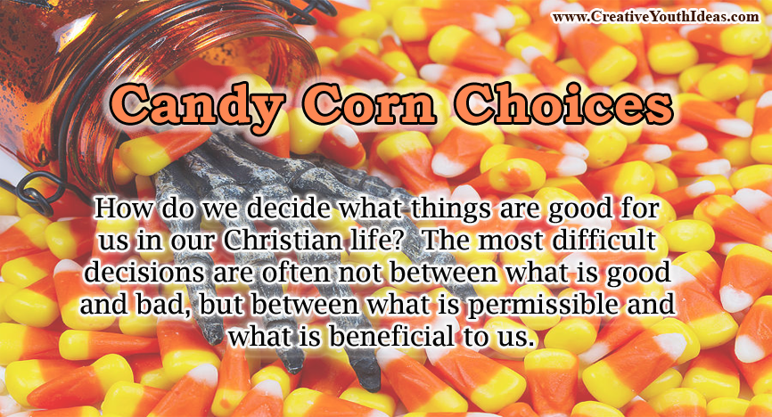 Candy Corn Choices