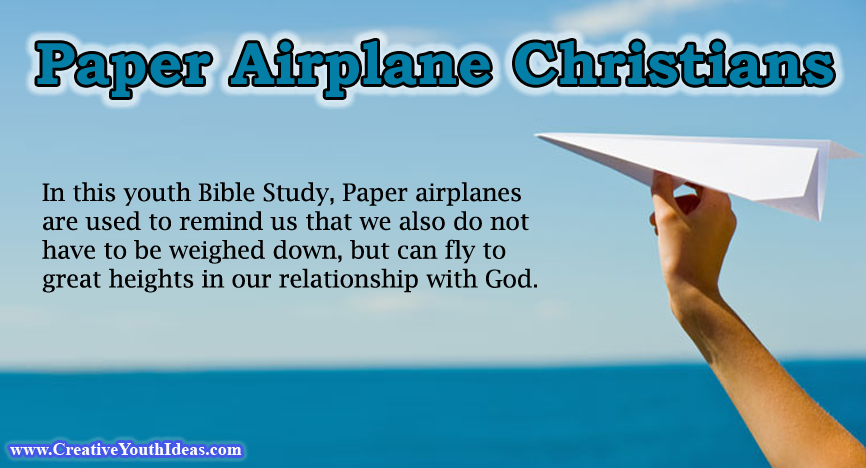 Paper Airplane Christians