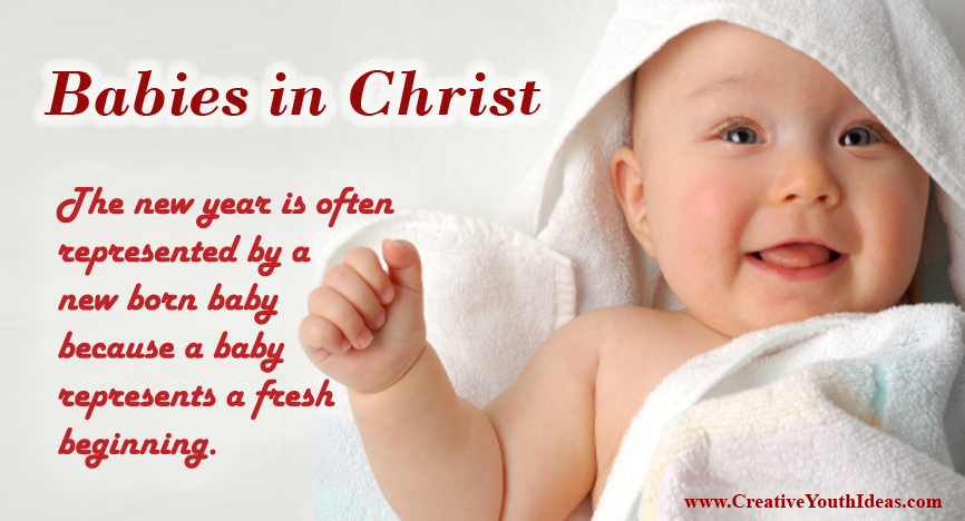 Babies in Christ