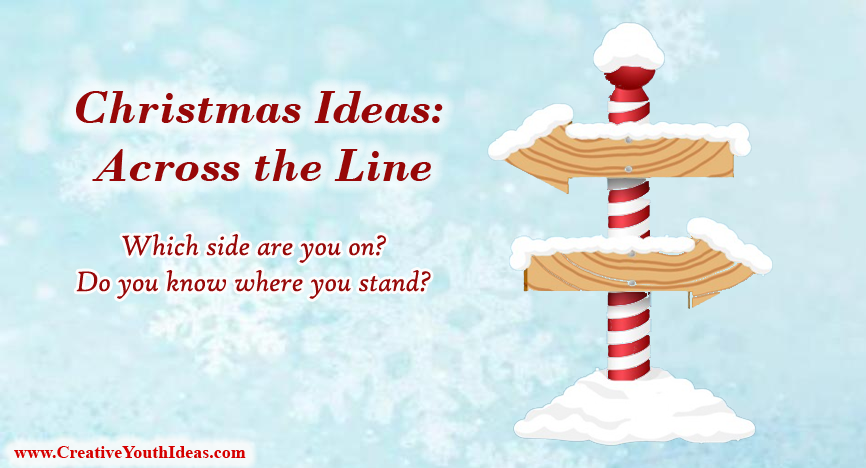 Christmas - Across the Line